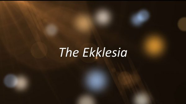 The Modus Operandi of the Ekklesia Image